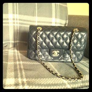 Chanel Classic Medium Double Flap Bag in Lambskin
